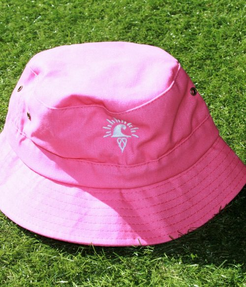 Burra Kids Bucket Hats - Pink